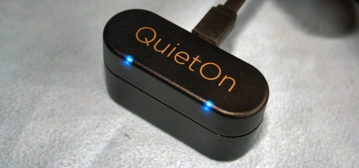 Sleep Next to a Bad Snorer? Read This QuietOn Sleep Review